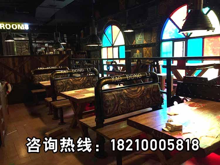 武汉烤动力烧烤店加盟