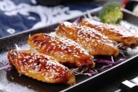 丰茂烧烤店加盟教你怎么学做烤鸡翅