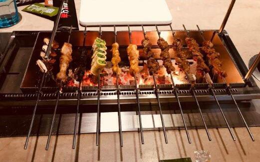 丰茂烤肉店加盟