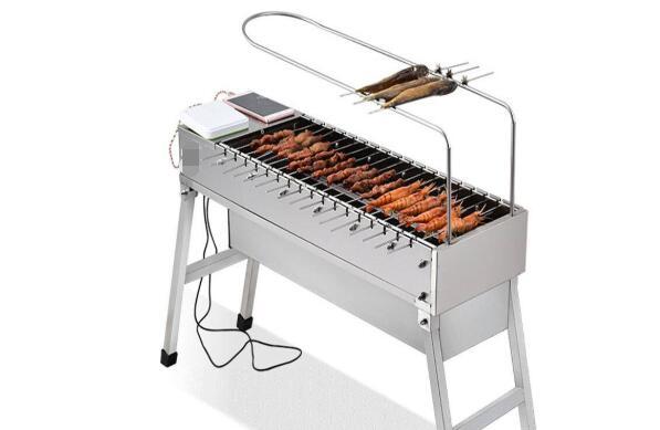 无烟烧烤炉小编看到福建的蒜蓉烤生蚝火了,靠心里海烧烤原来是这么做的