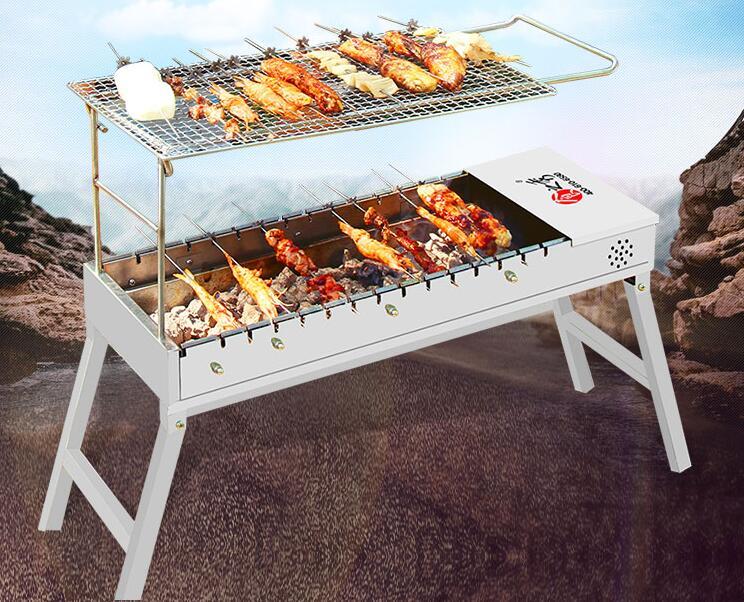 自动旋转烧烤炉木炭家用烧烤炉图片