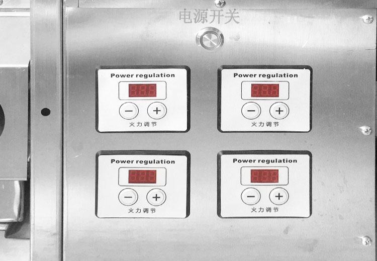 自动电烤炉厂家,自动电热烧烤炉,自动翻转电烧烤炉