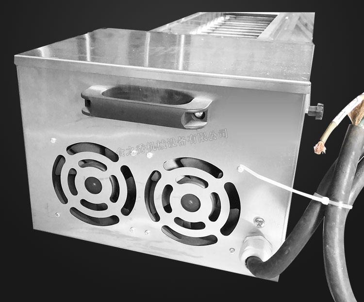 自动翻转电烧烤炉,自动无烟电烤炉,自动旋转电烤串炉