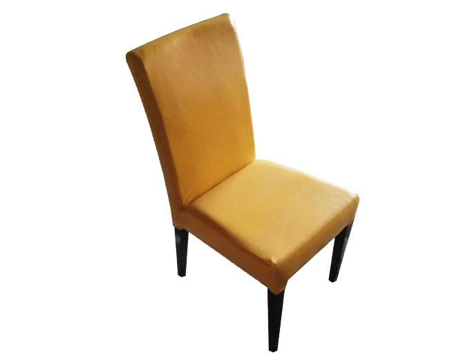 食之秀复古软包单椅 烧烤店烧烤桌椅批发定做