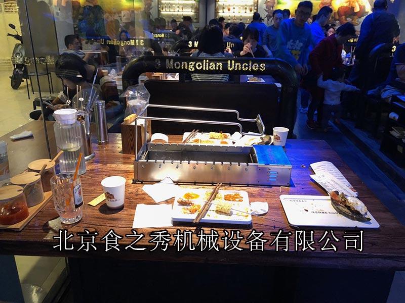上海三个蒙古大叔烤羊肉串烧烤炉图片,上海三个蒙古大叔烤羊肉串烧烤炉价格,上海三个蒙古大叔烤羊肉串碳烤炉批发