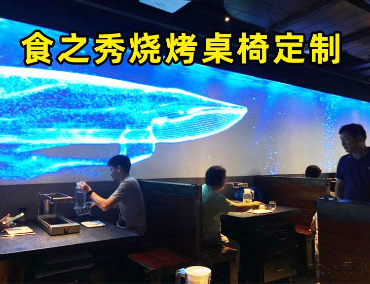 上海三个蒙古大叔烤羊肉串用的烤炉多少钱,哪里能买?食之秀全自动翻转木炭烧烤炉
