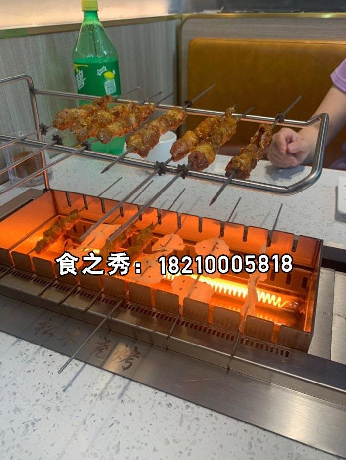 上海松木烧烤可以加盟吗,上海松木烧烤无烟烧烤加盟需要多少钱