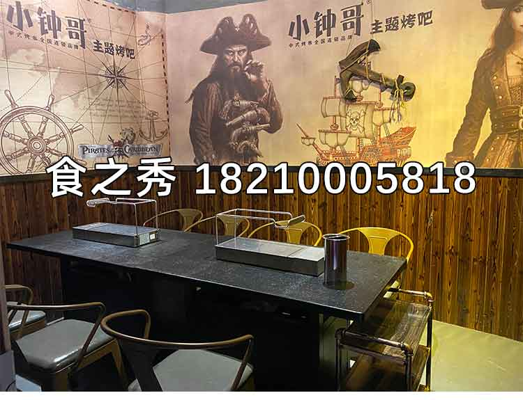 串越时光祝广东省广州市小钟哥主题烤吧开业大吉