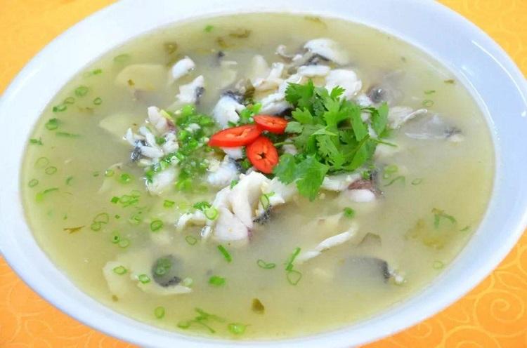 鱼片香汤的做法步骤