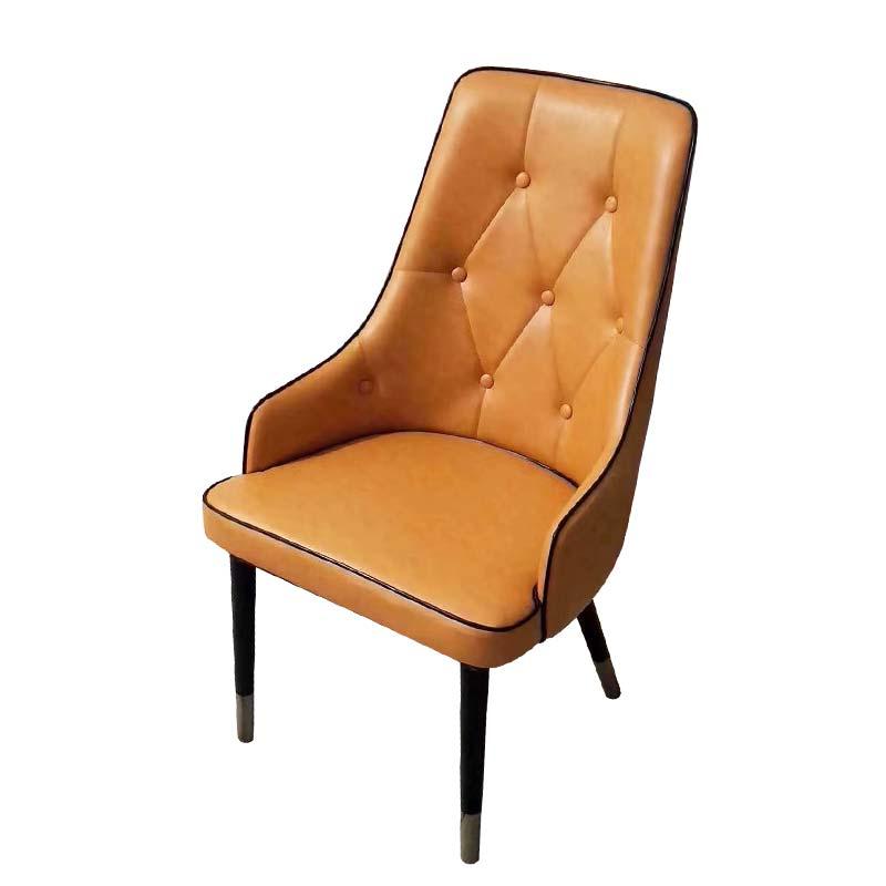 食之秀北欧风软包单椅,烧烤店桌椅批发,烧烤店桌椅定做加工