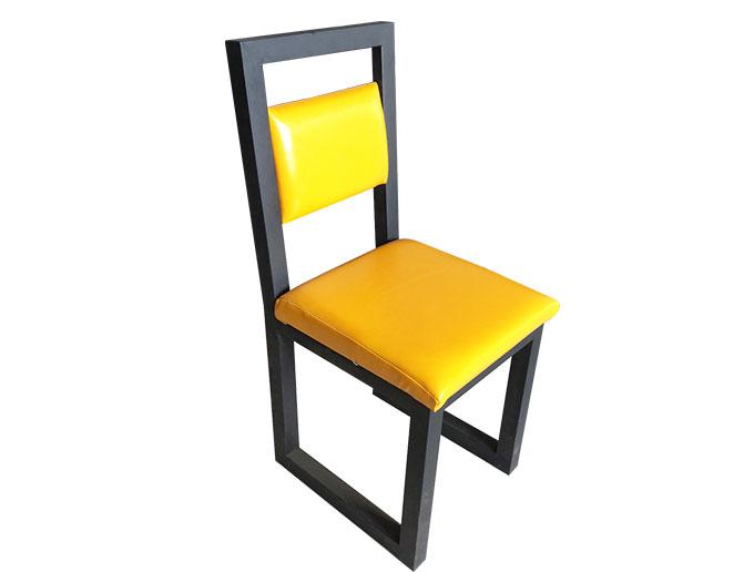 食之秀软包椅子_颜色可选_烧烤店整店设备定做加工