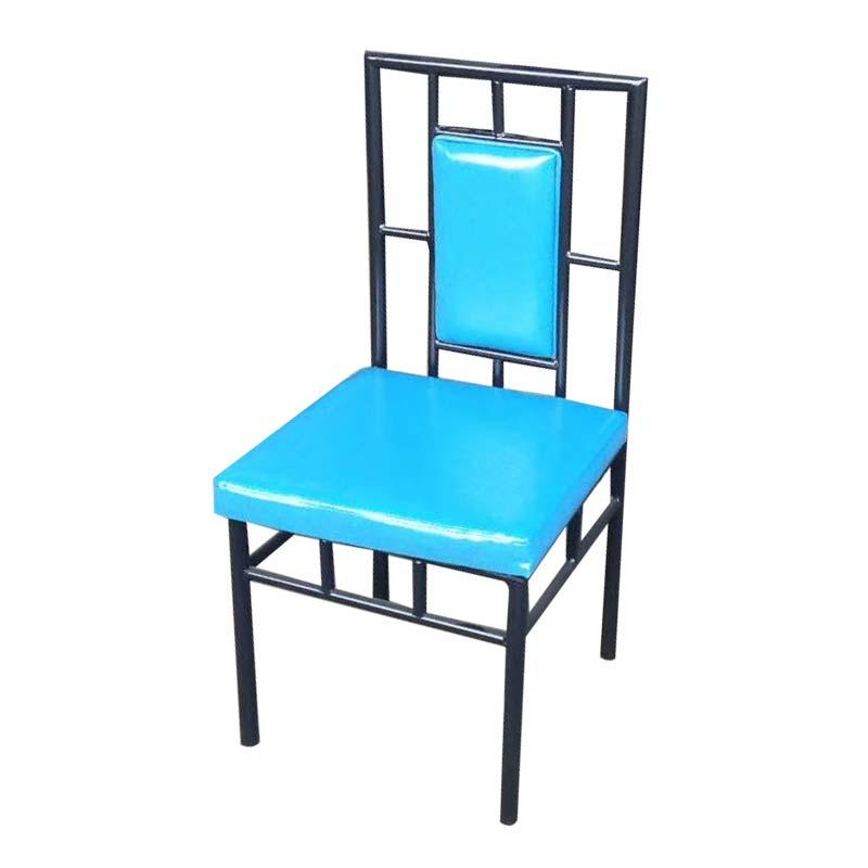 食之秀铁艺餐椅 铁艺单椅 烧烤单椅 烧烤桌椅定做批发