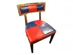 食之秀马鞍椅靠背单椅 烧烤店火锅店餐厅指定座椅 整店桌椅批发定做