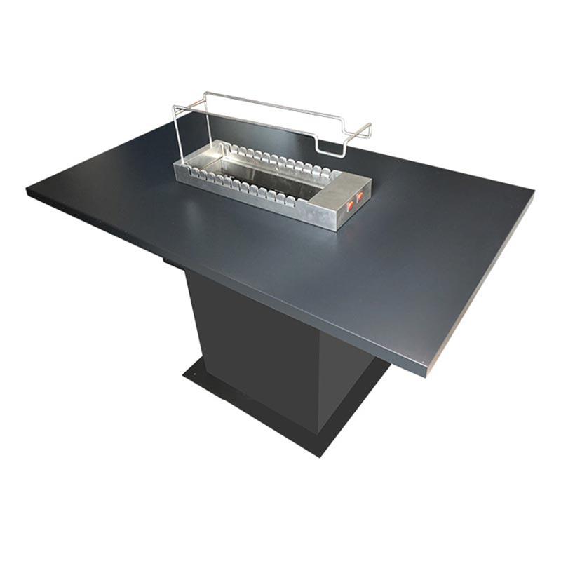 自动翻转烧烤桌椅批发定做,自动翻转烧烤桌椅厂家直销