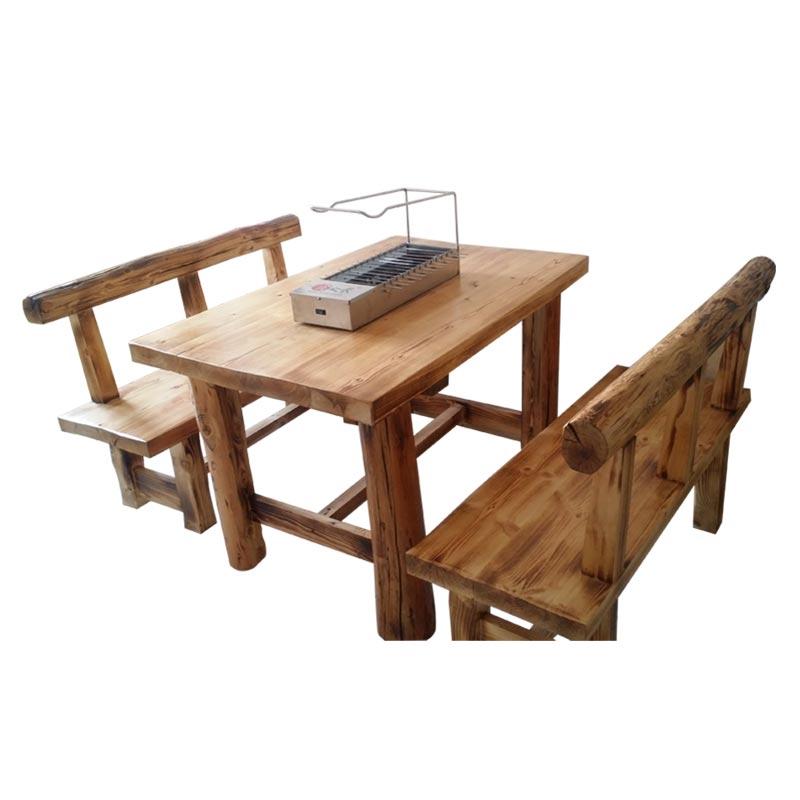 实木烧烤桌椅定做加工,实木烧烤桌椅厂家,实木烧烤桌椅批发