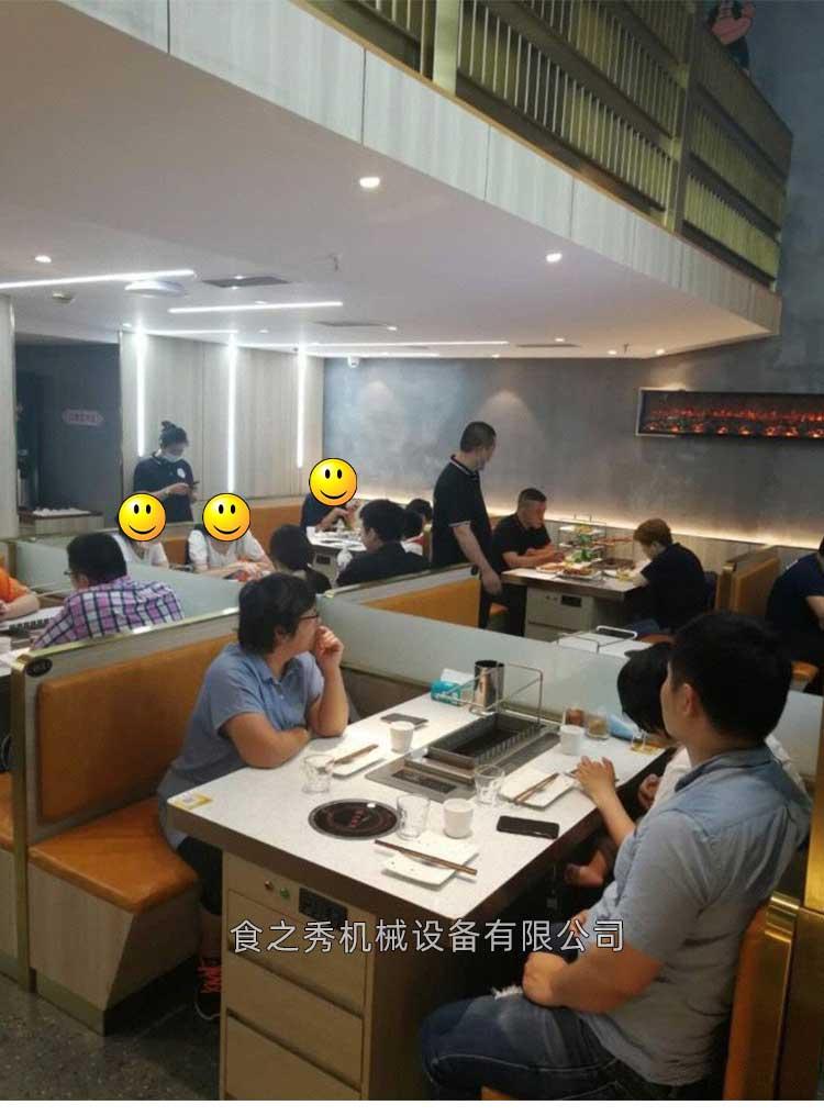 上海松木烧烤加盟费需要多少钱,开一家像上海松木烧烤一样的自助烧烤加盟店需要多少钱