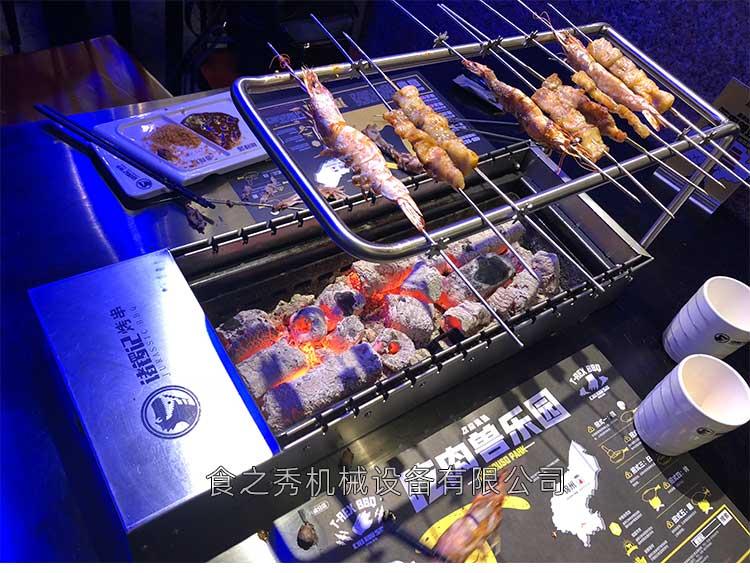 广州诸锣记特色自助式烧烤加盟需要多少钱,广州诸锣记无烟烧烤加盟电话