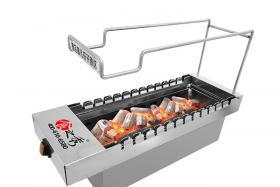 串越时光:自动烧烤炉、自动翻转烧烤桌、餐具酱料等烧烤设备一站式购齐