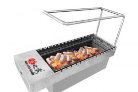烧烤店必备:全自动烧烤设备+烧烤秘传配方